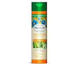 Шампунь Нежный Лен - Освежающий (для нормальных волос)
