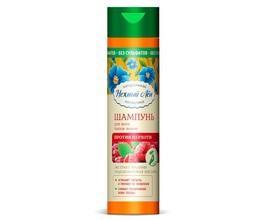 Шампунь Нежный Лен - Против перхоти (для всех типов волос), 250 мл.