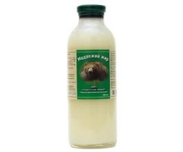 Медвежий жир натуральный, 250 мл.