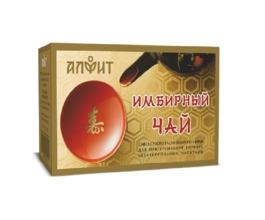 Имбирный чай, 25 ф.п