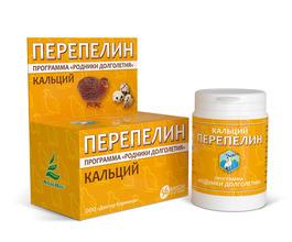 Перепелин-Кальций (профилактика остеопороза), 56 капс.