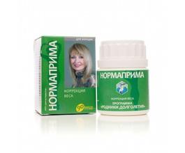 Нормаприма (коррекция веса у женщин), 90 капс.