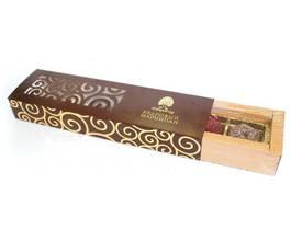 Кедровый марципан в шоколадной глазури, 90 гр.
