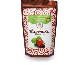 Клубника в шоколаде, 100 гр.