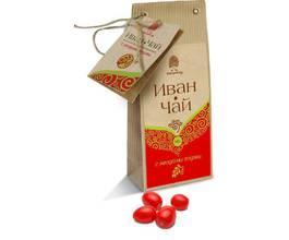 Напиток чайный «Иван чай» с ягодами годжи
