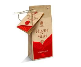 Напиток чайный «Иван чай» с брусникой (крафт-пакет)