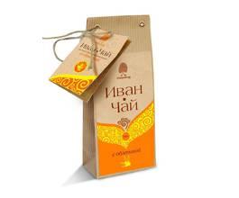 Напиток чайный «Иван чай» с облепихой (крафт-пакет)