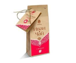 Напиток чайный «Иван чай» с малиной (крафт-пакет)