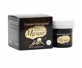 Мумие Алтайское Горная Благодать, 100 гр.