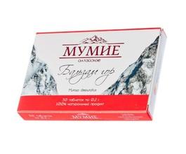Мумие алтайское Бальзам гор 30 таб.
