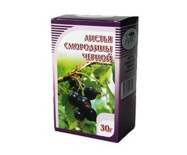 Смородина черная (лист), 30 гр.