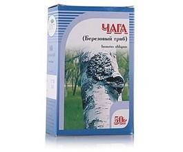 Чага (березовый гриб), 50 гр.