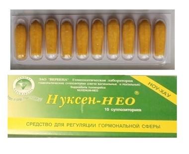 СВЕЧИ НУКСЕН-НЕО