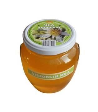 Алтайский липовый мёд, 750 гр.
