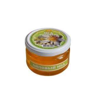 Алтайский липовый мёд, 250 гр.