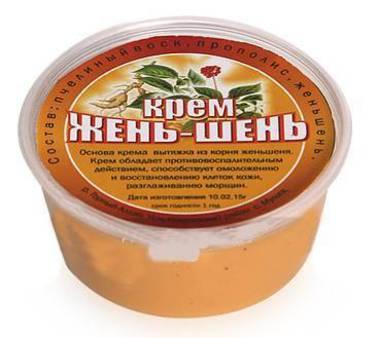 КРЕМ ЖЕНЬ-ШЕНЬ