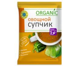 Суп пюре Овощной, (10 пак. по 30 гр.)