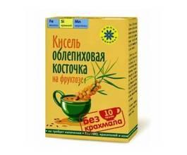 Кисель Облепиховая косточка на фруктозе 150гр