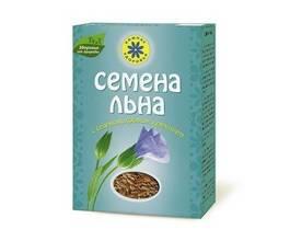 Семена льна Компас здоровья с селеном, хромом, кремнием, 200 гр.